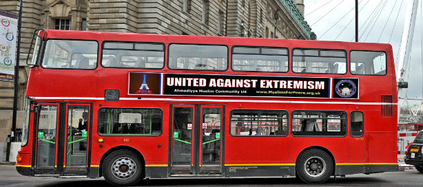 UK Muslim group renews 'United Against Extremism' campaign