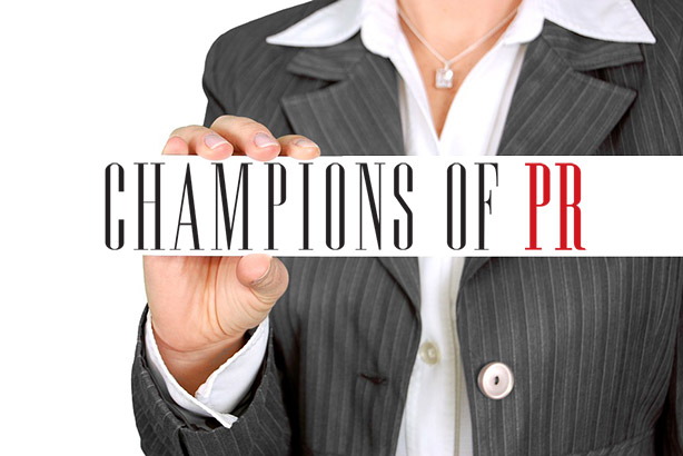 These 36 women are true Champions of PR