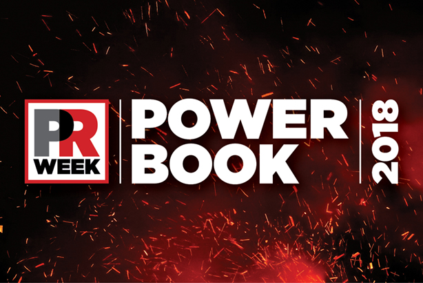 Who's in? PRWeek releases UK Power Book 2018 plus lists of lead players in each sector