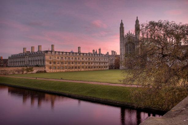 Cambridge: High on history, high on tech (credit: Alex Brown via Flickr)