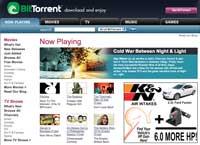 BitTorrent stays hip, goes 'legit'