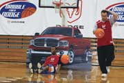 Dodge scores with March Madness-inspired contest