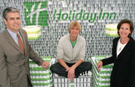 Holiday Inn brand makeover  is built on internal support