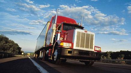 Duck tape, pork rinds partner for truck driver appreciation