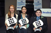 Sealed Air awards youth inventors to hype brand
