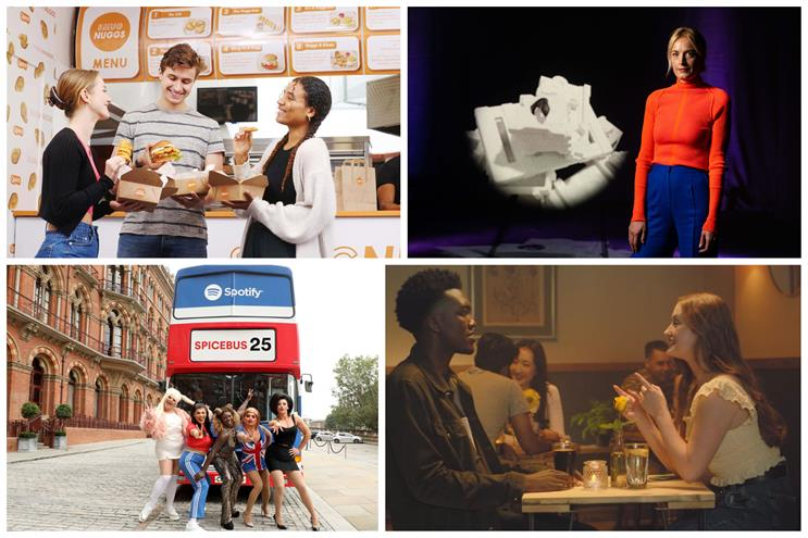 Spice Girls bussing it, Quorn pop-up, BT Sofa Summit - Campaigns roundup
