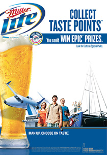 Competitive spirit plays key role in push to boost Miller Lite sales