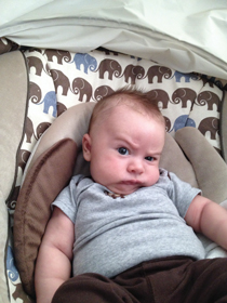 Munchkin's 'stinky face' brings a little fun to diaper pail discussion