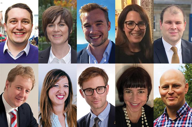 The industry candidates standing for election