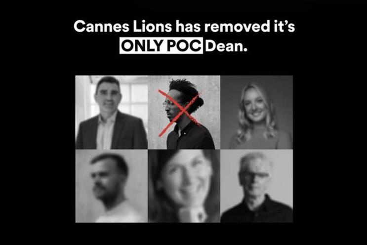 Does Cannes have a diversity problem?