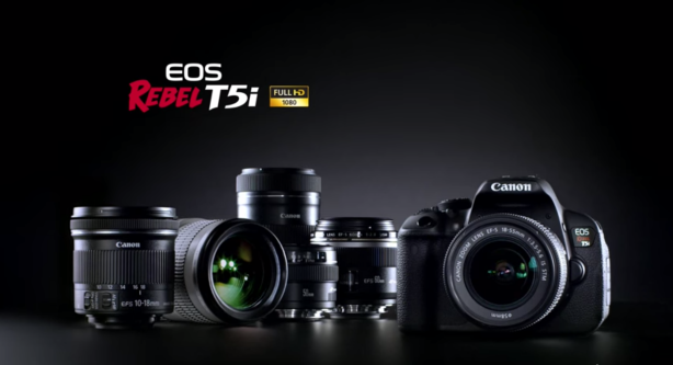 Canon asks consumers to show off their photography skills with Bring It effort