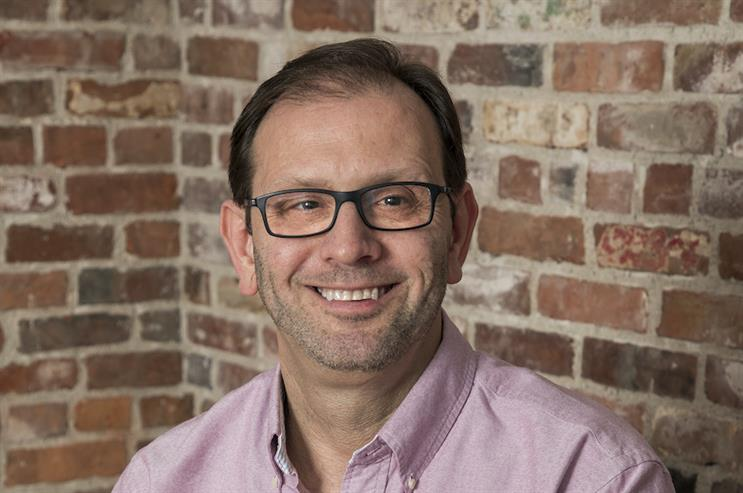 News Direct founder and CEO Gregg Castano. (Photo credit: Pam Rouleau).