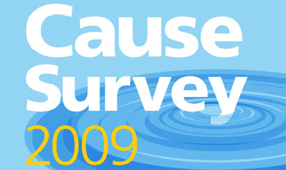 Cause Survey 2009: Committed to the cause