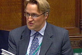 MP strikes out at lobbying industry
