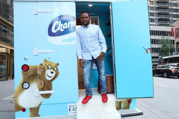 Charmin encourages fans to #EnjoytheGo with mobile bathroom service