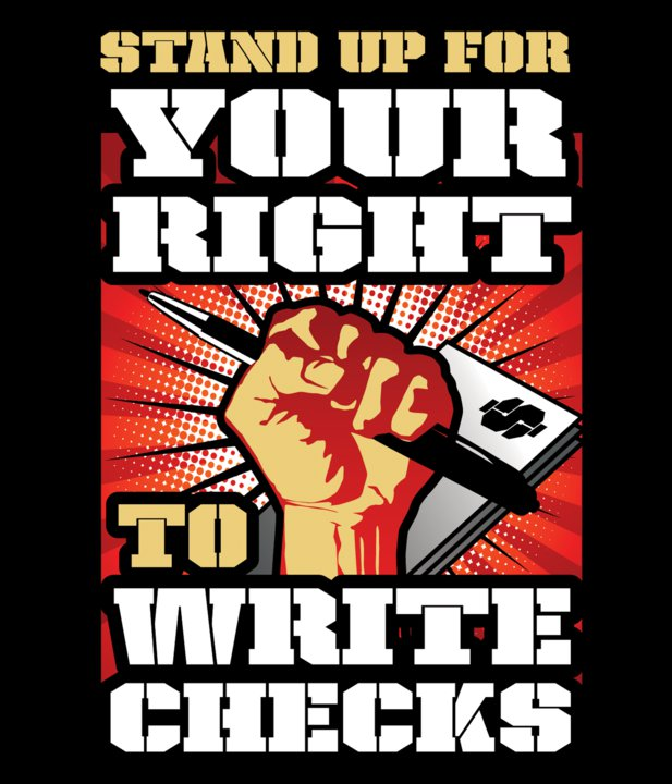 Campaign uses College Humor to promote checks