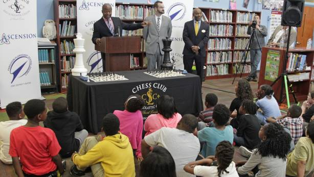 After-school chess plays well in Ferguson
