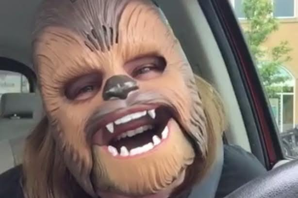 Kohl's moves at lightspeed to leverage 'Chewbacca mask mom video'