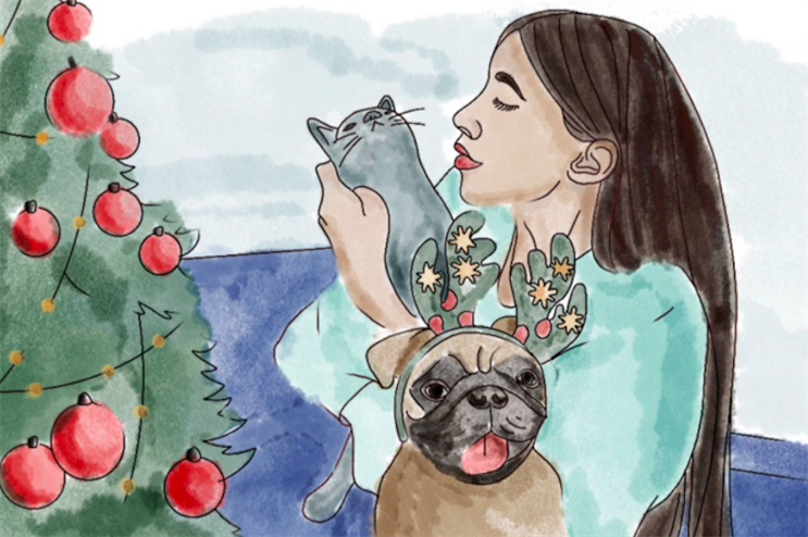Chewy's in-house content team pens an ode to our pets