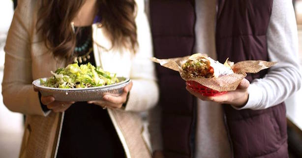 Chipotle reported huge Q4 drops in sales and net profits on Tuesday.