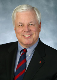 Charles Dean Connor, president and CEO, American Lung Association