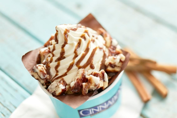 Cinnabon parent expands work with Finn Partners to include Auntie Anne's, Carvel