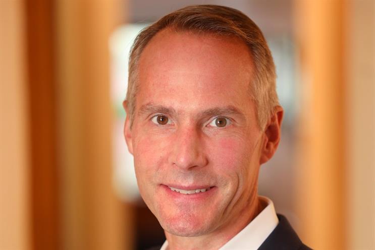 New Cision CEO Abel Clark.