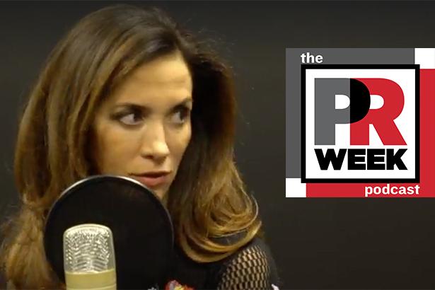The PR Week 2.9.2018: Claudia Romo Edelman