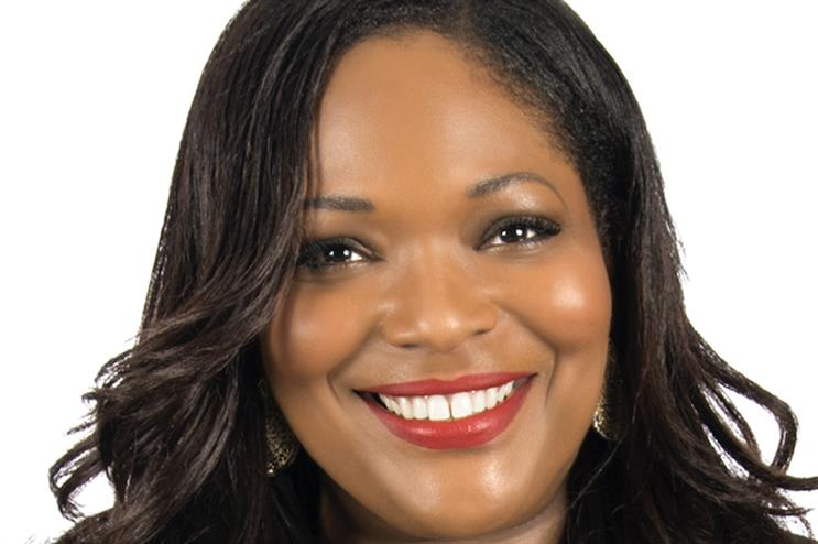 Claudine Moore, managing director and founder of C. Moore Media,