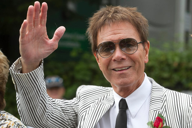 Cliff Richard: Working with Phil Hall