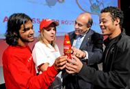 Coca-Cola prepares for global tour with new brand ambassadors