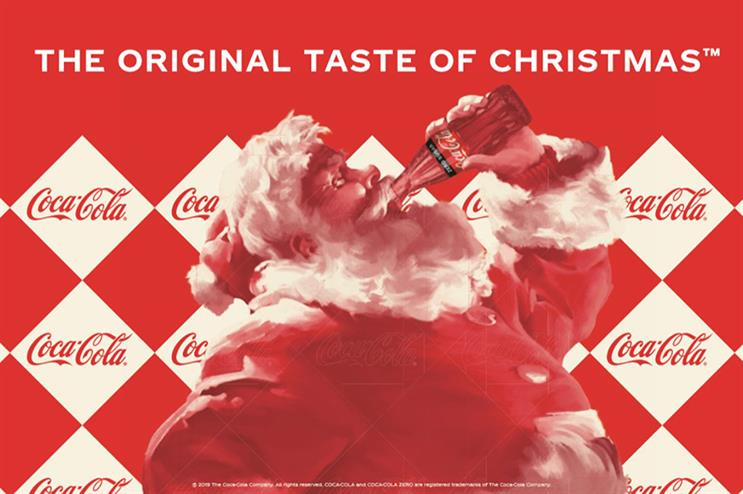 Coca-Cola launches 'biggest yet' 'Holidays are coming' Christmas campaign