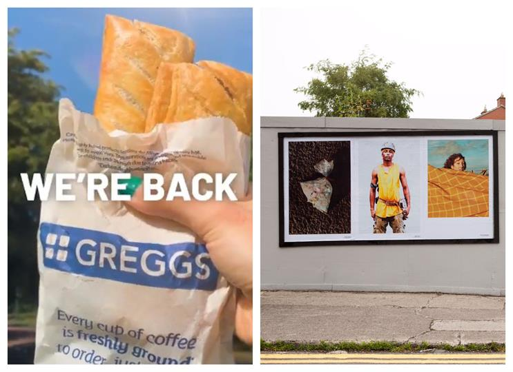 'Greggs is always a win!' - Creative Hits & Misses of the Week