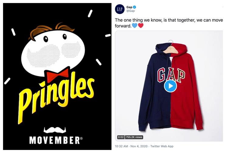 Amazon, BK, Gap, Pringles... and a tank in Westminster - Creative Hits & Misses of the Week