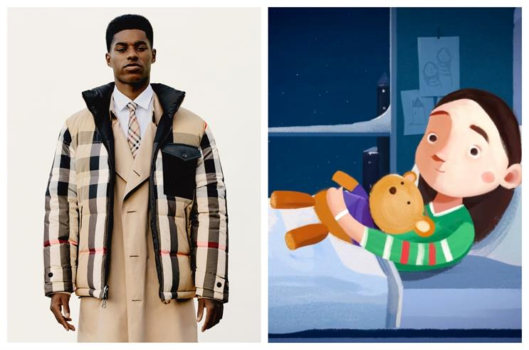 Burberry, Sainsbury's, Lidl, Great Ormond Street - Creative Hits & Misses of the Week