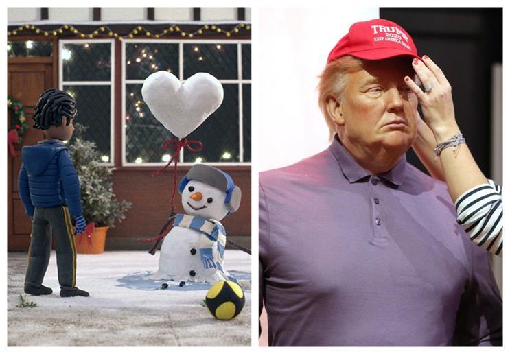 John Lewis, Disney, and 'Make America Rake Again' - Creative Hits of the Week