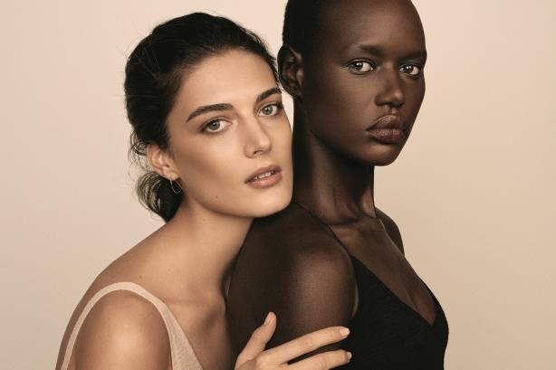 From Cover FX's Nude Is Not Beige campaign.