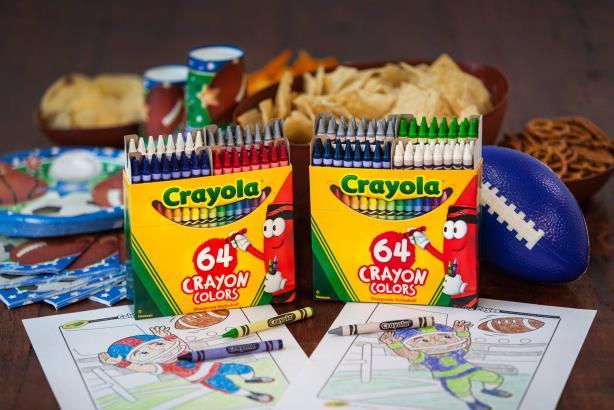 Crayola redraws PR account with Golin hire