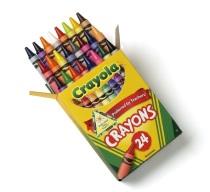 Crayola reviews PR account
