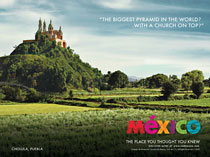Mexico Tourism Board moves account to MSLGroup