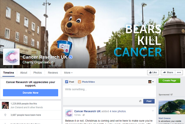 Cancer Research UK names Good Agency as its lead for social media