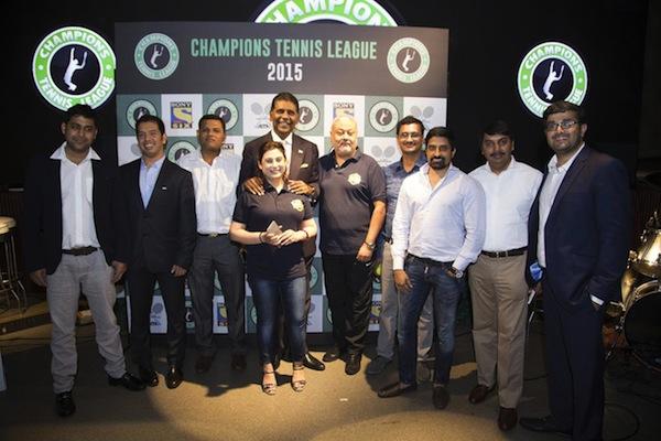 Eulogy India wins national tennis league account