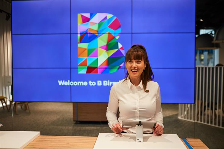 CYBG: Launch of the B Brand in Birmingham