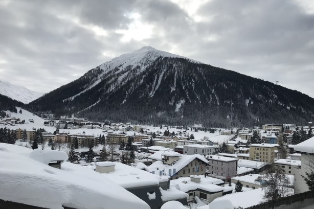 Breakfast Briefing: The latest from Davos