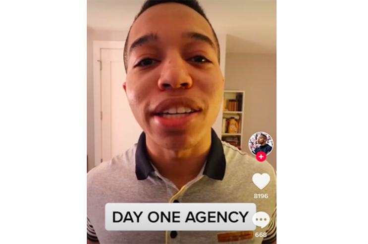 700 prospects use TikTok to try to get jobs at Day One Agency