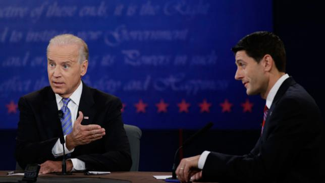 Meek consensus: Biden won last night's VP debate