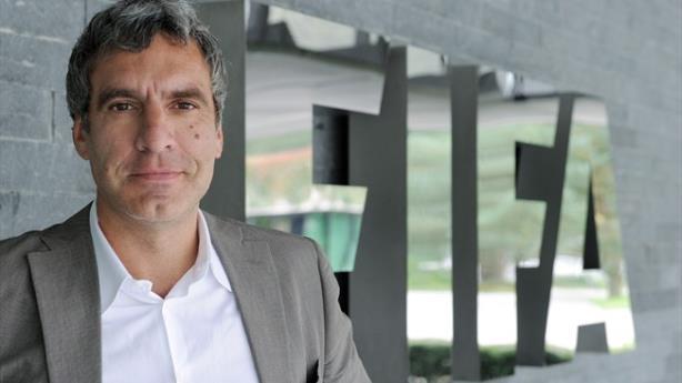 FIFA comms director steps down days after making Blatter joke