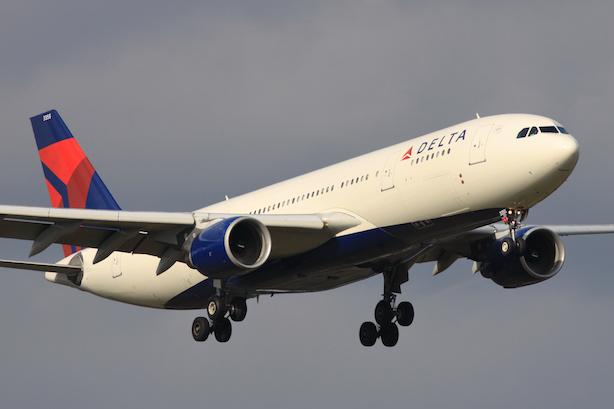(Image via Wikimedia commons, by Kentaro Iemoto from Tokyo, Japan - Delta A330-200(N855NW), CC BY-SA 2.0)