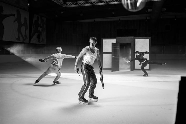 Watch: Die Hard 'on ice' video for Now TV campaign