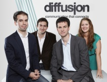 Diffusion enters US market with New York office